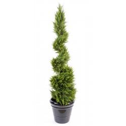 Cyprès artificiel Juniperus Spirale fine