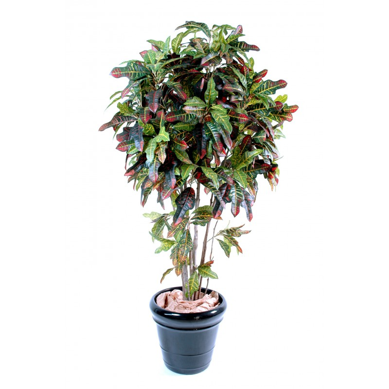 Croton artificiel for Arbuste artificiel