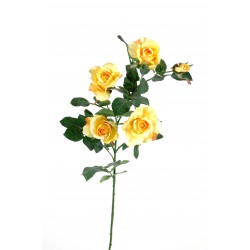 Rose artificielle Margaux Small 4F 1B