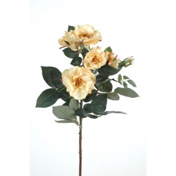 Rose Mandy Natural Touch 45 cm Rouge
