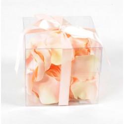 Fleurs artificielles coup es pas cher fausses fleurs en tige - Petale de rose comestible ...