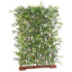 Haie de Bambou artificiel Japanese Plast Dense UV Resistant
