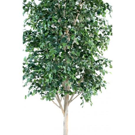 Bouleau artificiel arbre de 3 mètres de haut