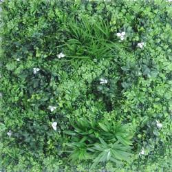 Mur végétal artificiel Plaque C