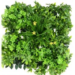 Mur végétal artificiel Plaque D