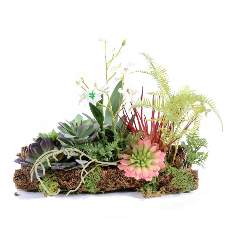 decoration florale orchidee id es de d coration et de. Black Bedroom Furniture Sets. Home Design Ideas
