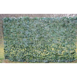 Brise Vue artificiel Lierre Filet 2 m x 3 m