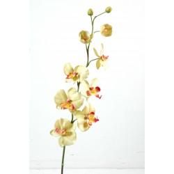 Tige d'orchidées Phalaenopsis artifciel de 160 cm de hauteur et 18 cm de largeur
