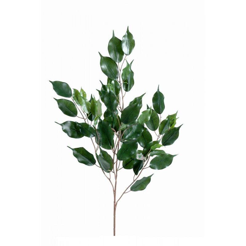 Branche de ficus exotica spray artificiel de 76 cm de hauteur for Ficus artificiel
