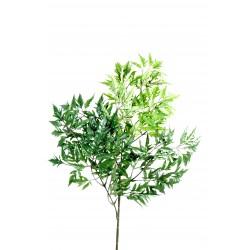 Branche d'Aralia Ming Nitida artificiel en tergal vert