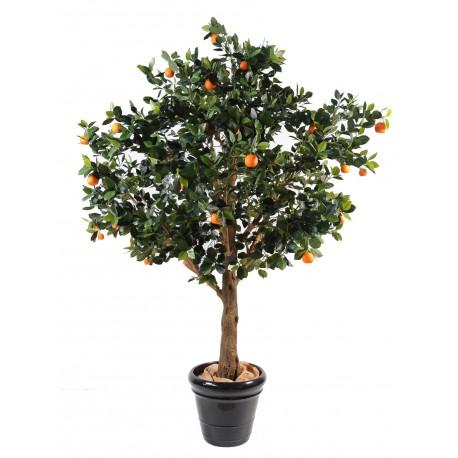Oranger artificiel Arbre de 210 cm de hauteur