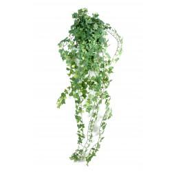 Lierre UV Résistant New 130 cm de hauteur et 30 cm de largeur Vert/Blanc