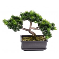 Bonsai artificiel Pin Mini 22 cm