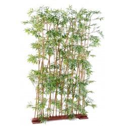 Brise vue lierre filet 2 m x 3 m pour ext rieur for Bambou artificiel 2m