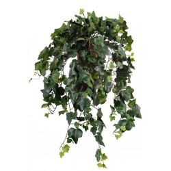 Lierre Gala 75 cm pour extérieur Vert/Blanc