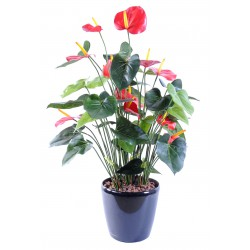Plante verte artificielle plantes d coratives pour for Plantes decoratives interieur