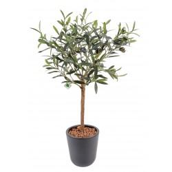 Olivier artificiel Plant Pot
