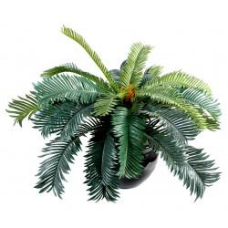 Cycas artificiel 30 cm / 30 feuilles