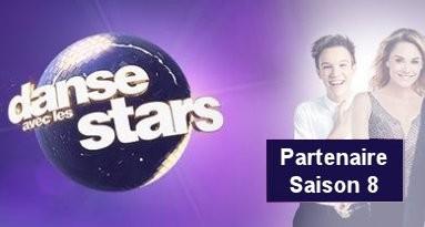 Partenaire Danse avec les stars